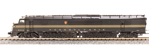 N Scale - Broadway Limited - 3140-PART - Engine, Diesel, Centipede - Pennsylvania - 5380A2