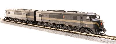 N Scale - Broadway Limited - 3141 - Engine, Diesel, Centipede - Pennsylvania