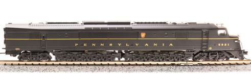 N Scale - Broadway Limited - 3142-PART - Engine, Diesel, Centipede - Pennsylvania - 5828