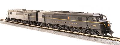 N Scale - Broadway Limited - 3143 - Engine, Diesel, Centipede - Pennsylvania