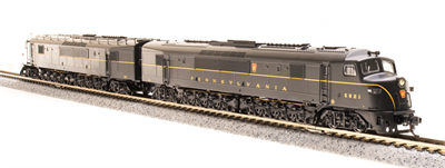 N Scale - Broadway Limited - 3144 - Engine, Diesel, Centipede - Pennsylvania