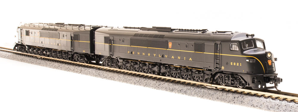 N Scale - Broadway Limited - 3145 - Engine, Diesel, Centipede - Pennsylvania