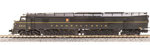 N Scale - Broadway Limited - 3144-PART - Engine, Diesel, Centipede - Pennsylvania - 5833