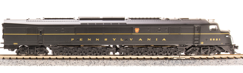 N Scale - Broadway Limited - 3144-PART - Engine, Diesel, Centipede - Pennsylvania - 5821