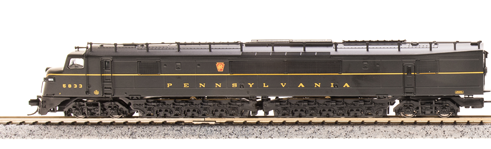 N Scale - Broadway Limited - 3145-PART - Engine, Diesel, Centipede - Pennsylvania - 5834