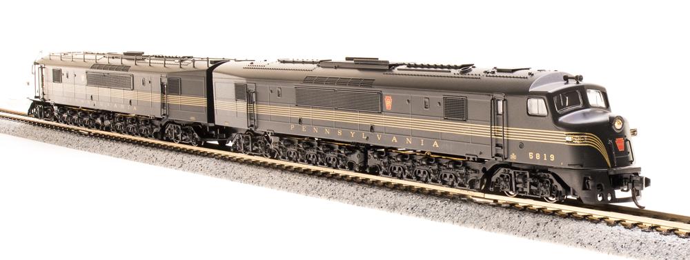 N Scale - Broadway Limited - 3146 - Engine, Diesel, Centipede - Pennsylvania - 5832