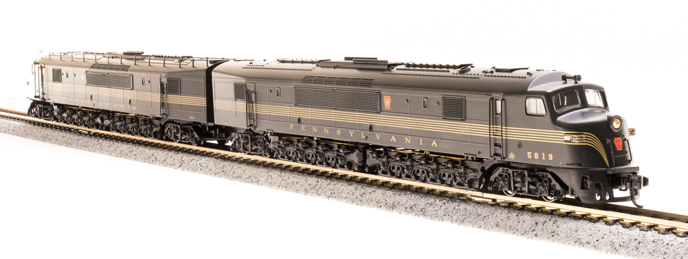 N Scale - Broadway Limited - 3147 - Engine, Diesel, Centipede - Pennsylvania - 5820