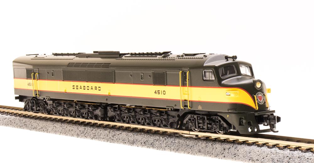 N Scale - Broadway Limited - 3151 - Engine, Diesel, Centipede - Seaboard Air Line - 4510