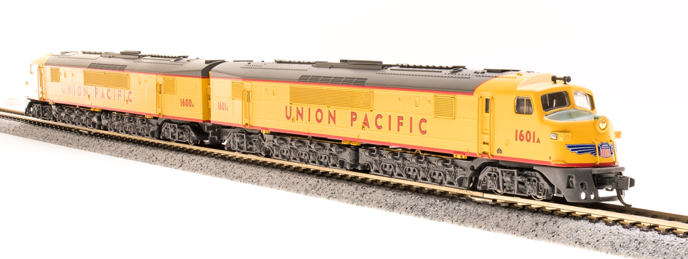 N Scale - Broadway Limited - 3152 - Engine, Diesel, Centipede - Union Pacific