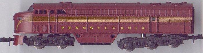 N Scale - Atlas - 2134 - Locomotive, Diesel, Fairbanks Morse, C-Liner - Pennsylvania