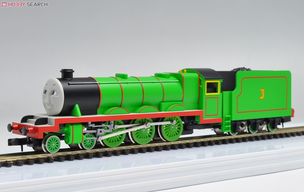 N Scale - Tomix - 93805-PART - Engine, Steam, 4-6-0 - London, Brighton and South Coast Railway - 3