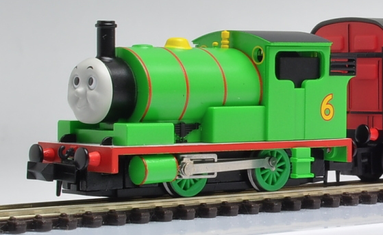N Scale - Tomix - 93808-A - Engine, Steam, 0-4-0 - London, Brighton and South Coast Railway - 6