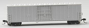 N Scale - Atlas - 33600 - Boxcar, 50 Foot, Fruit Growers Express - Undecorated
