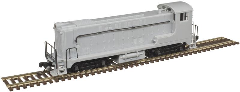 N Scale - Atlas - 40 000 602 - Locomotive, Diesel, Baldwin VO-1000 - Undecorated