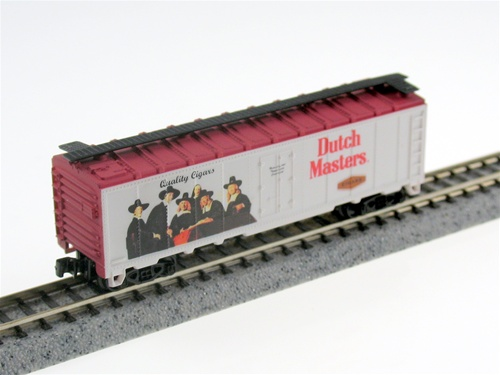 N Scale - Model Power - 3730 - Reefer, 40 Foot, Steel - Dutch Masters