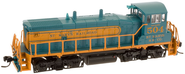 N Scale - Atlas - 52293 - Locomotive, Diesel, EMD MP15 - St. Mary