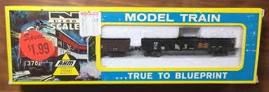N Scale - AHM - 4421-4425 - Gondola, 40 Foot, Steel - Various - 1906, 357765