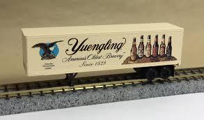 N Scale - Micro-Trains - NSC 01-35 - Trailer, Fruehauf FF - Yuengling Brewery - 062601