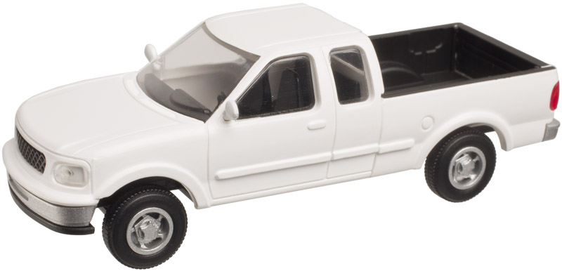 N Scale - Atlas - 2946 - Truck, Ford F-Series - 1997 Ford F-150 Super Cab