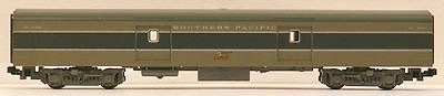 N Scale - Kato USA - 106-1105-A - Passenger Car, Lightweight, ACF - Southern Pacific - 6601