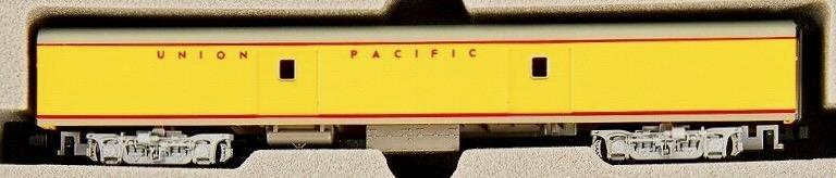 N Scale - Kato USA - 106-014-D - Passenger Car, Lightweight, ACF - Union Pacific