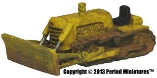 N Scale - Period Miniatures - 3002 - Bulldozer, Caterpillar, D6
