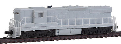 N Scale - Atlas - 53600 - Locomotive, Diesel, EMD SD7 - Undecorated