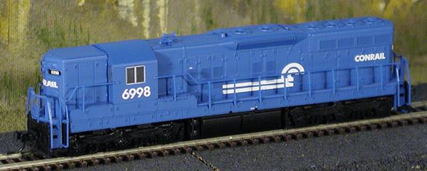 N Scale - Atlas - 53636 - Locomotive, Diesel, EMD SD7 - Conrail - 6998