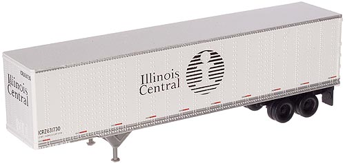 N Scale - Atlas - 29026 - Trailer, 45 Foot, Pines - Illinois Central - 631847