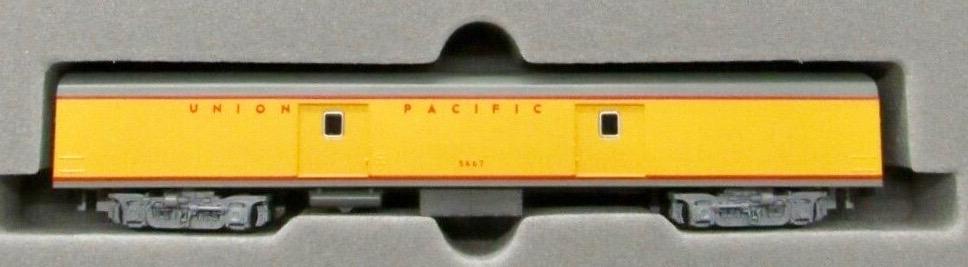 N Scale - Kato USA - 106-024-B - Passenger Car, Lightweight, ACF - Union Pacific