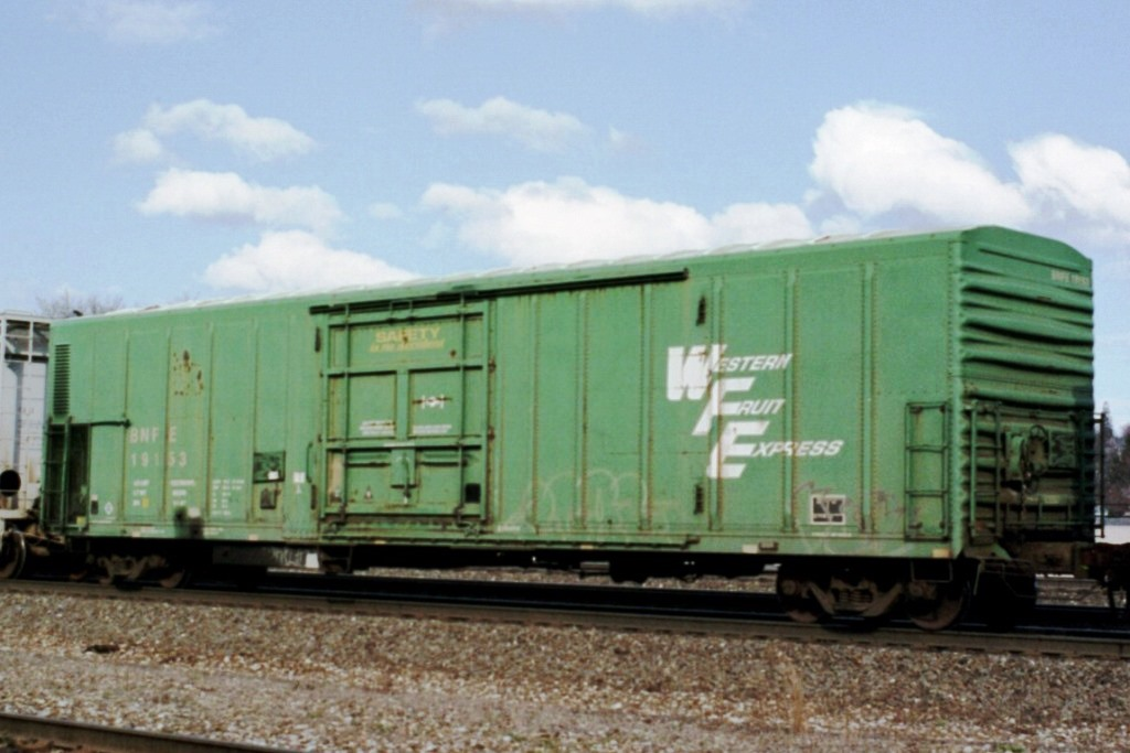 Rail - Rolling Stock (Freight) - Reefer - 57 Foot, Mechanical, PC&F R-70-20