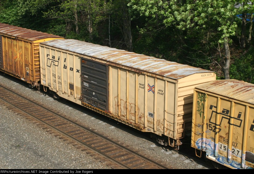 Rail - Rolling Stock (Freight) - Boxcar - ACF Precision Design