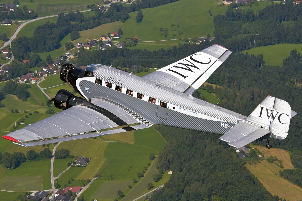 Vehicle - Aircraft - Propeller - Junkers - Ju-52