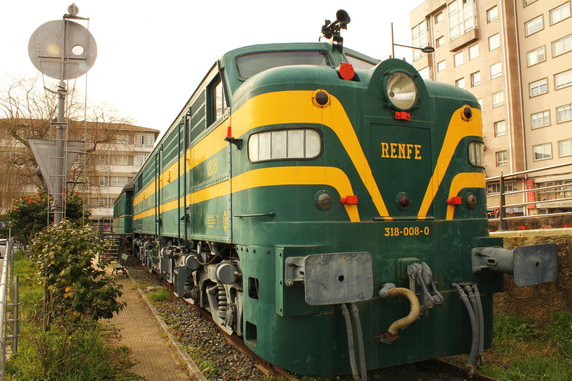 Vehicle - Rail - Locomotive - Diesel - Alco DL-500