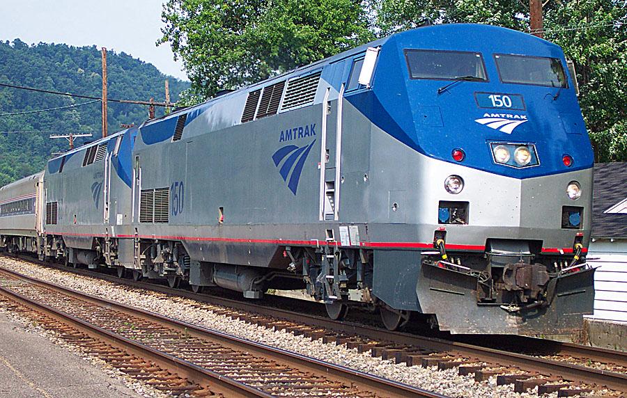 Vehicle - Rail - Locomotive - Diesel - GE P42 Genesis
