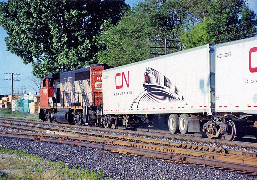 Intermodal - Rolling Stock (Freight) - Intermodal - Roadrailer