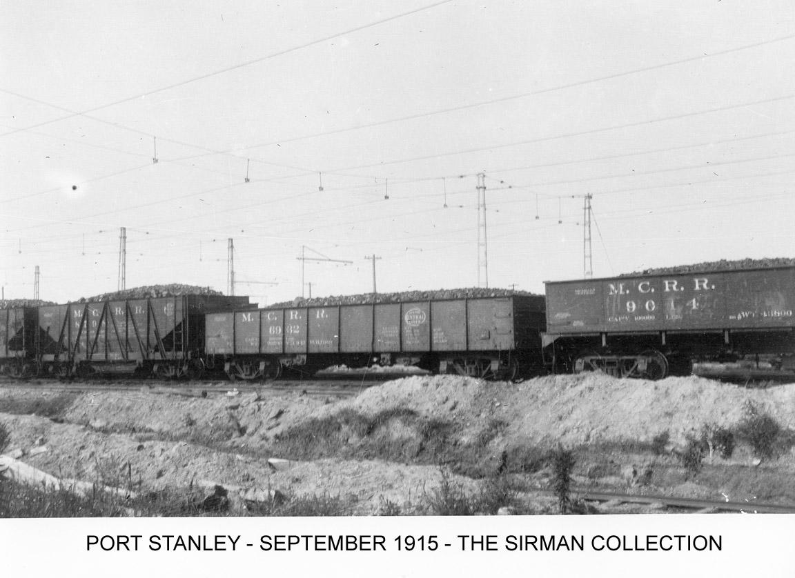 Vehicle - Rail - Rolling Stock (Freight) - Gondola - Steel