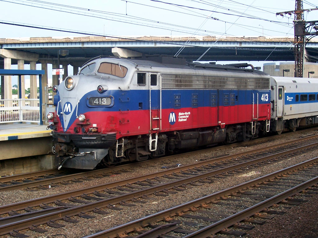 Vehicle - Rail - Locomotive - Diesel - EMD F3
