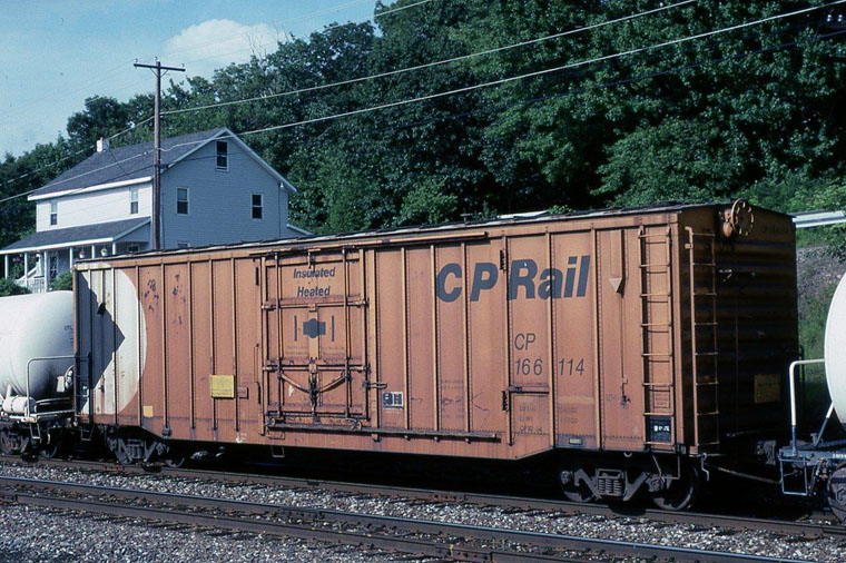 Rail - Rolling Stock (Freight) - Boxcar - NSC 50 Foot Steel