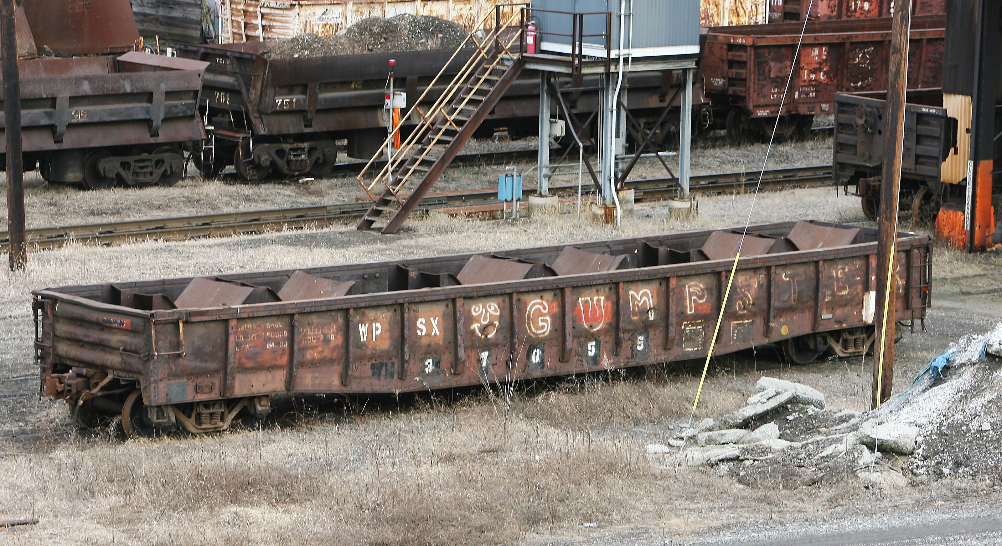 Rail - Rolling Stock (Freight) - Gondola - 52 Foot ACF 70 Ton