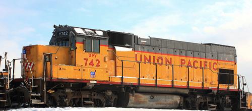 Vehicle - Rail - Locomotive - Diesel - EMD GP15-1