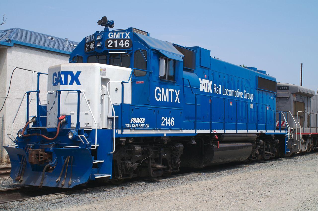 Rail - Locomotive - Diesel - EMD GP38-2