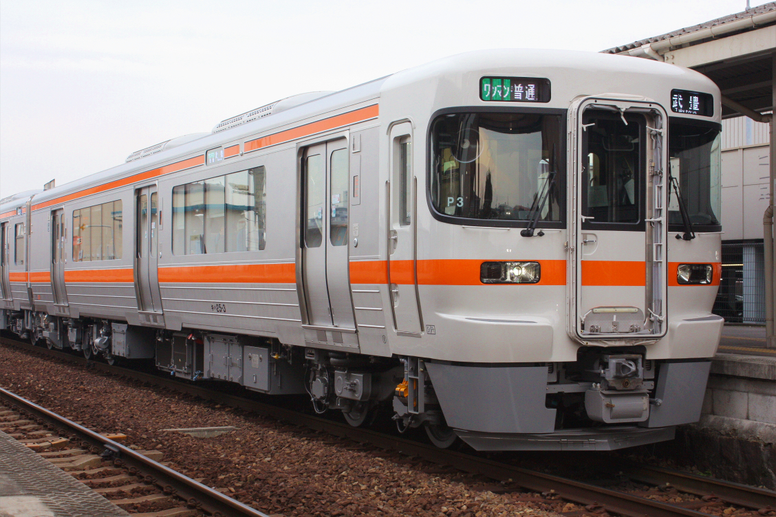 Rail - Passenger Train - Diesel - Kiha 82