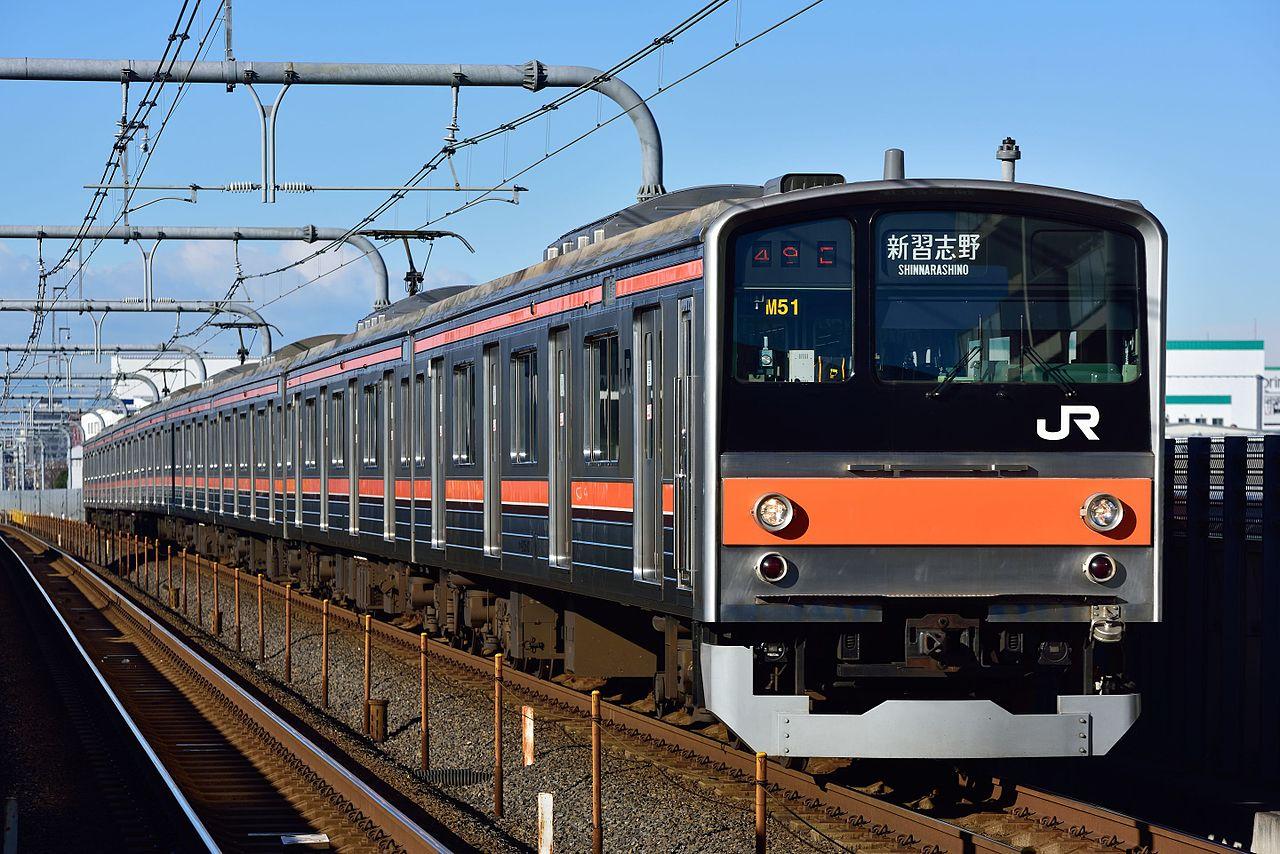 Rail - Passenger Train - Electric - Yamanote Series 205