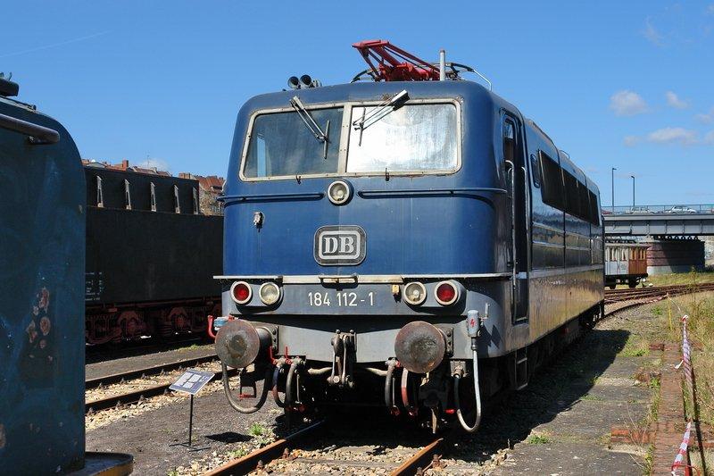 Rail - Locomotive - Electric - BR 184