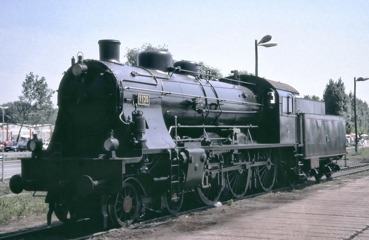 Rail - Locomotive - Steam - 4-6-0, S 10