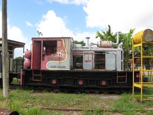 Rail - Locomotive - Diesel - Plymouth WDT
