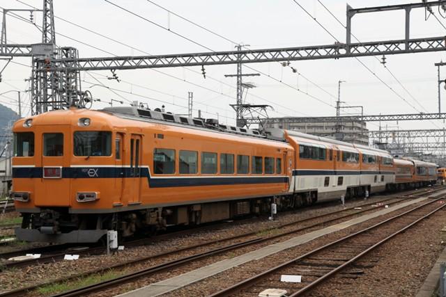 Rail - Passenger Train - Electric - Kinetsu 30000