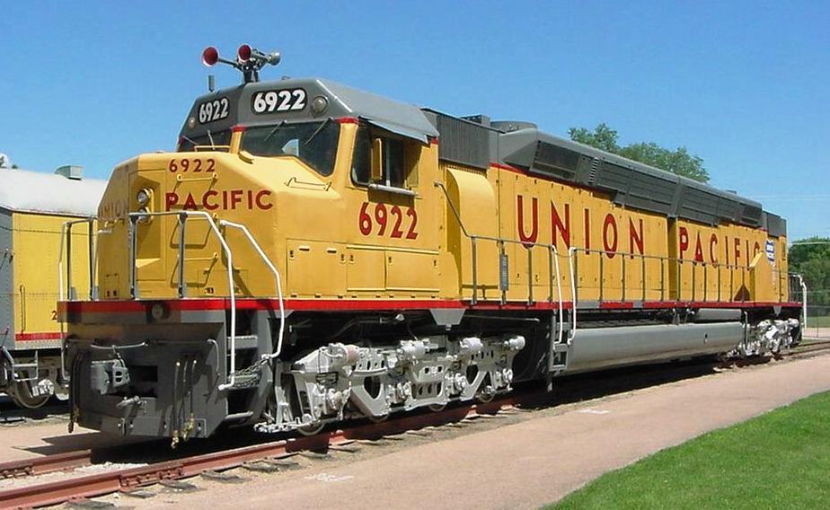 Rail - Locomotive - Diesel - EMD DDA40X