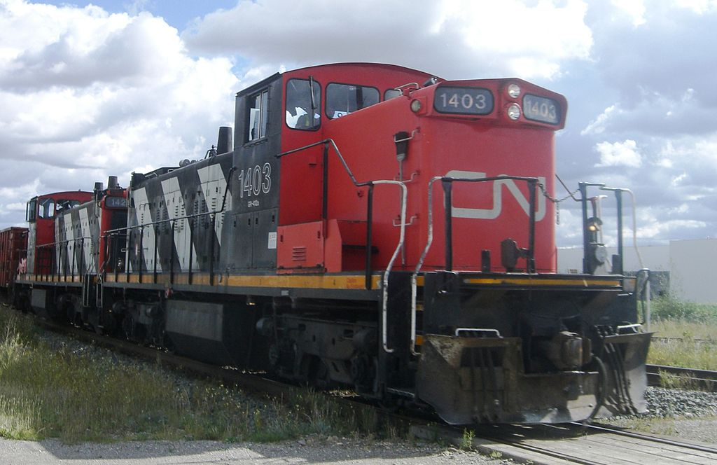 Rail - Locomotive - Diesel - GMD GM1